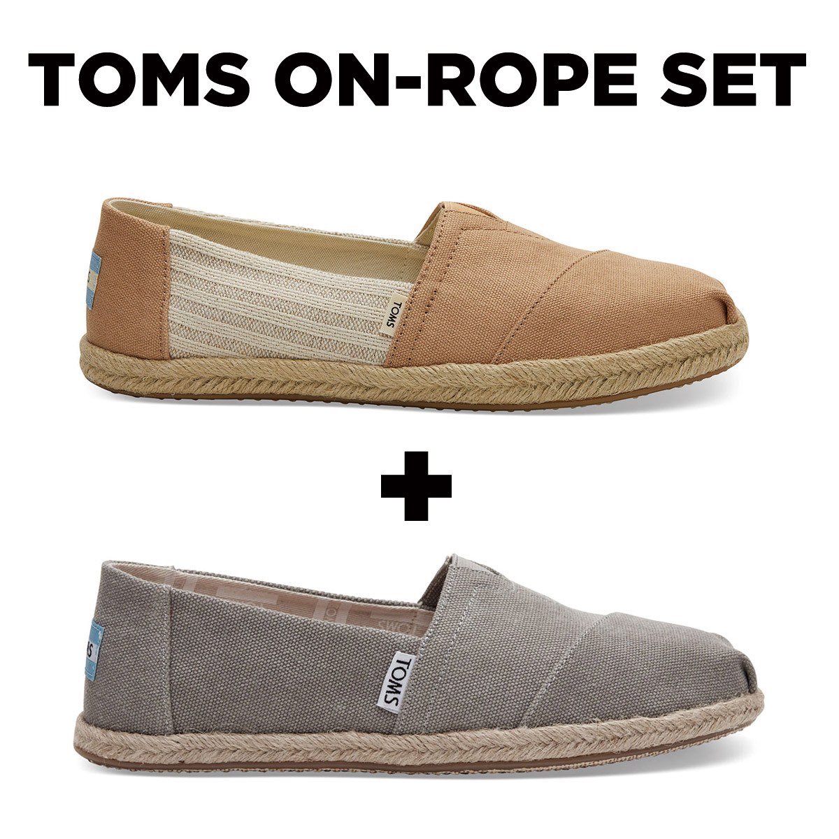 TOMS ON-ROPE WOMENS-C SET