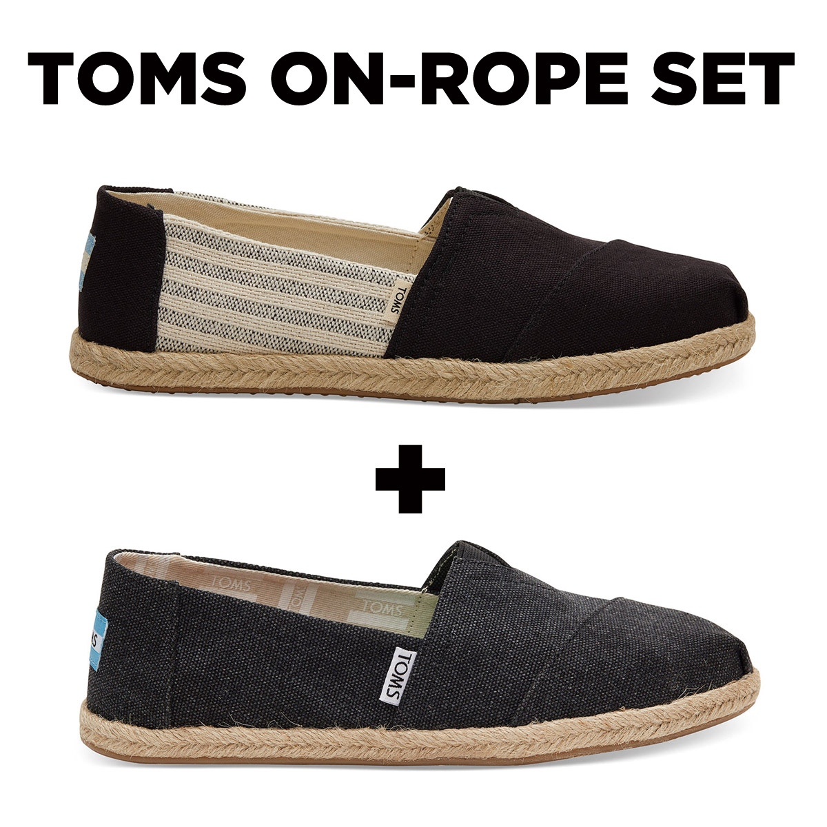 TOMS ON-ROPE WOMENS-A SET